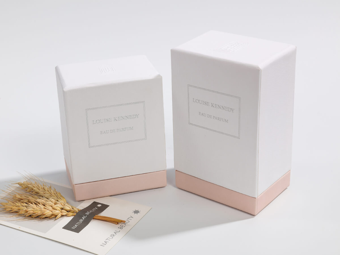 Premium Perfume Packaging Boxes With Full Embosssing