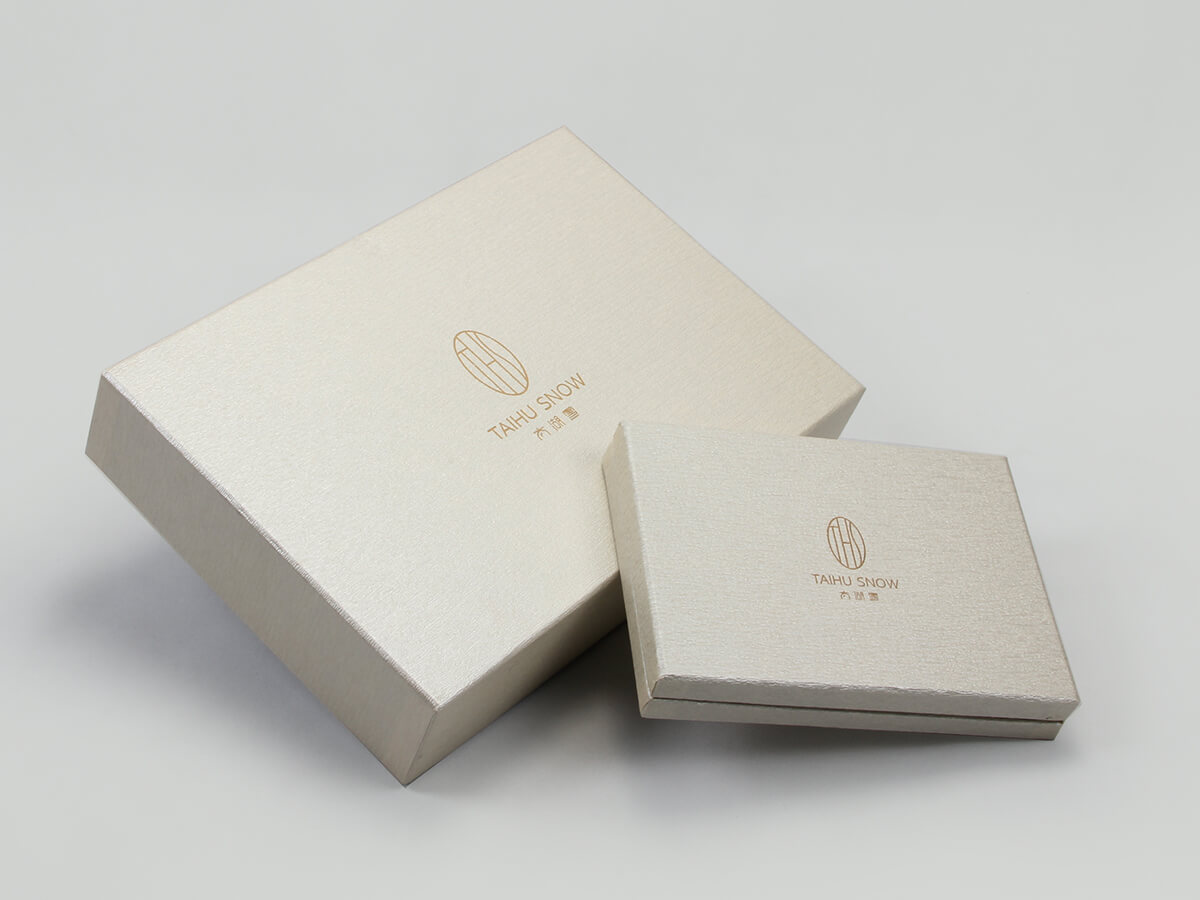 Premium Silk Home Textiles Packaging Boxes Set