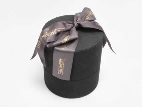 Pretty Cylinder Gift Packaging Boxes
