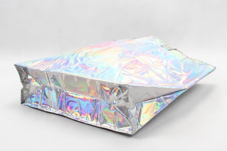 Rainbow PVC Shopping Bags base