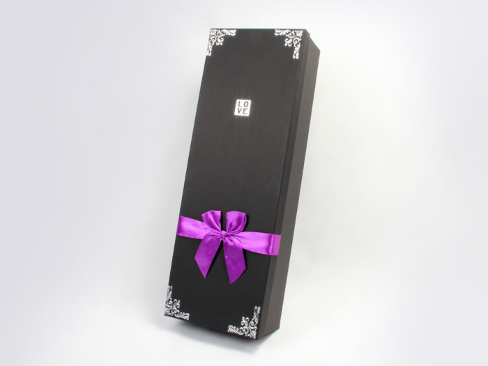 Romantic Flower Gift Boxes Material