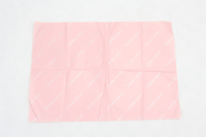 Romantic Pink Gift Wrapping Tissue Paper