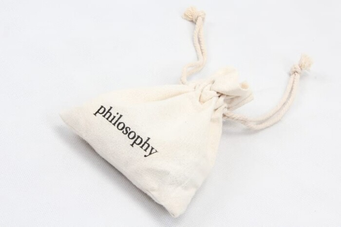 Small Cotton Cosmetic Drawstring Bags base