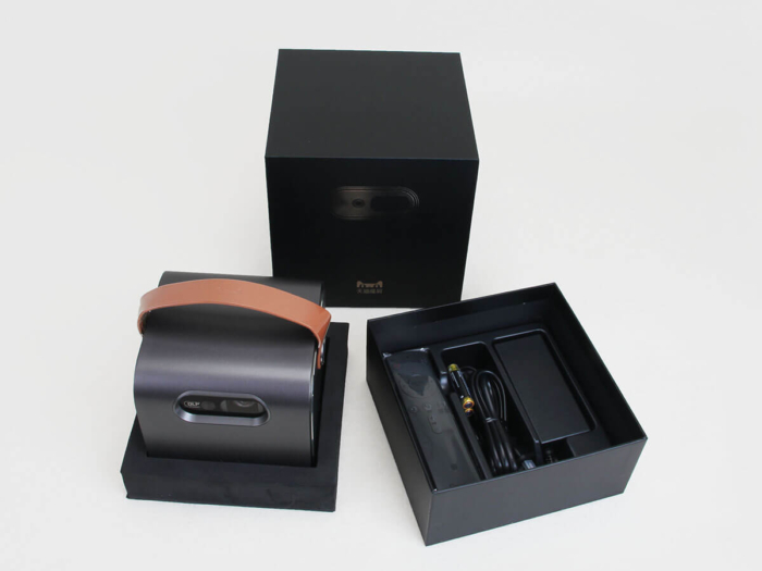 Smart Device Packaging Boxes and Leather Bags