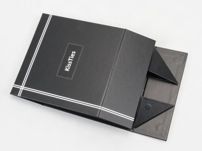 Square Folding Necktie Gift Boxes Folding