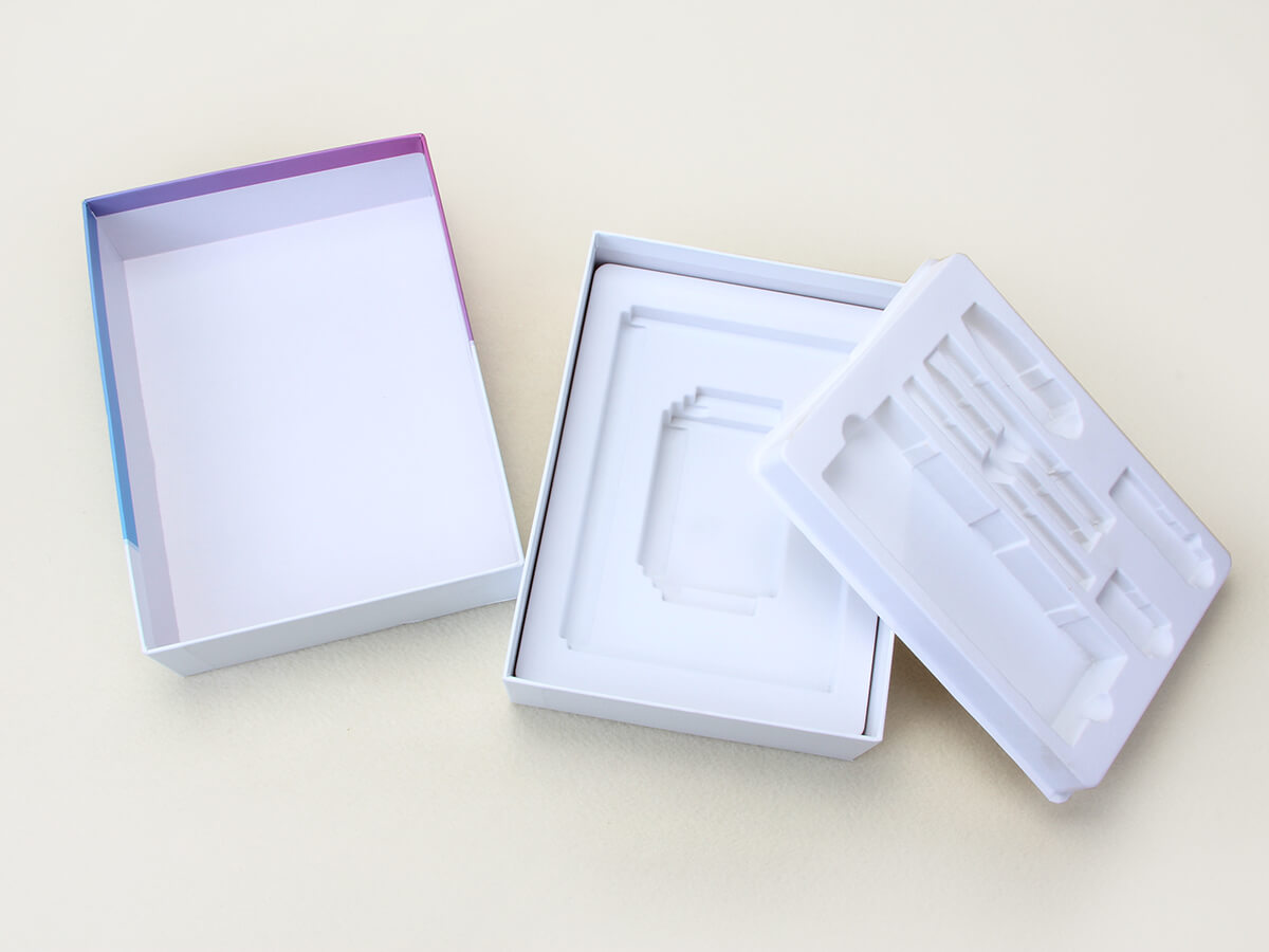 Stationery Gift Packaging Boxes Lining Detailv