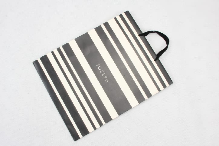 Stripes Kitchen Accessories Gift Paper Bags folding