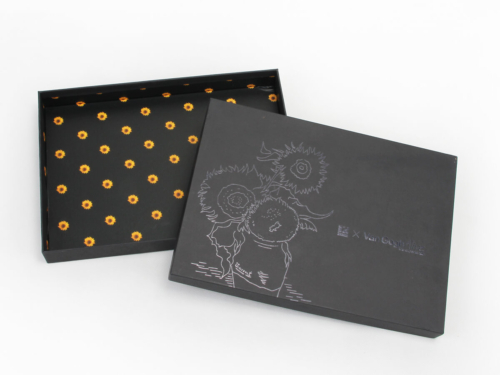 Sunflower Shirt Packaging Boxes