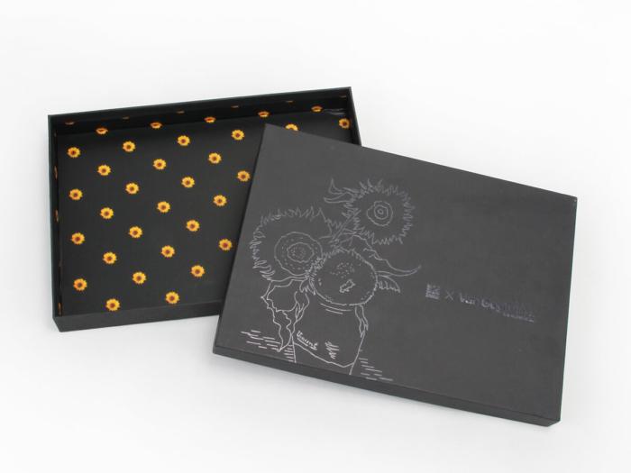 Sunflower Shirt Packaging Boxes