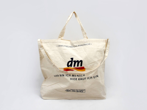 Supermarket Cotton Shopping Bags