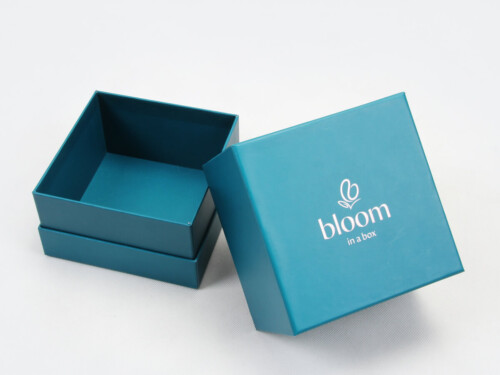 Turquoise Jewelry Bracelet Packaging Boxes