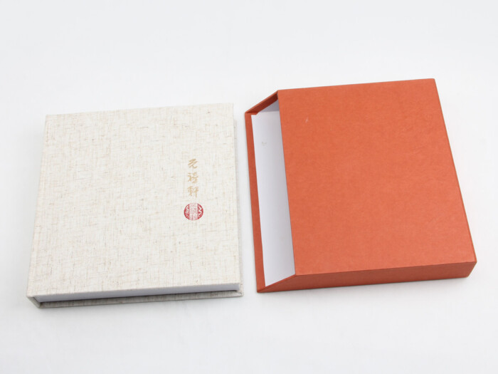 YuanXiXuan Woolen Paper Scarf Boxes