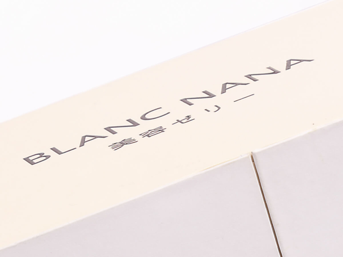Beauty Christmas Calendar Packaging Boxes LOGO Technique