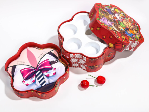 Luxury Anime figure Garage Kits Packaging Box Set