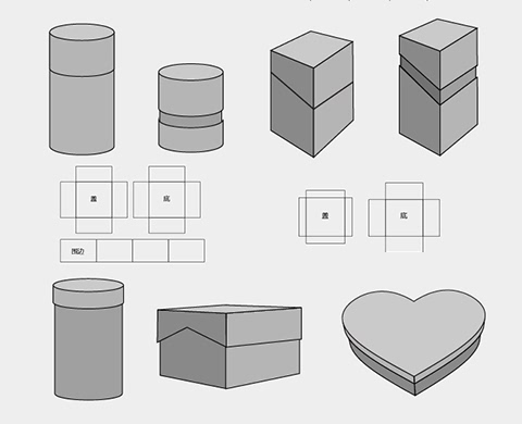 boxes style