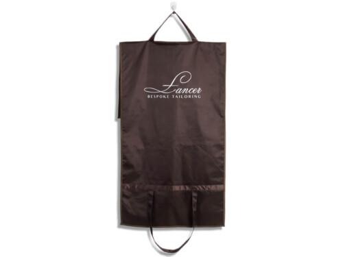 GUCHI 600D Nylon Three-Folding Hang Garment Coat Bag