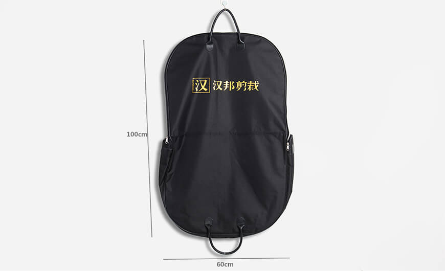 600D Polyester Garment Bag Suit Carry on Bag Size