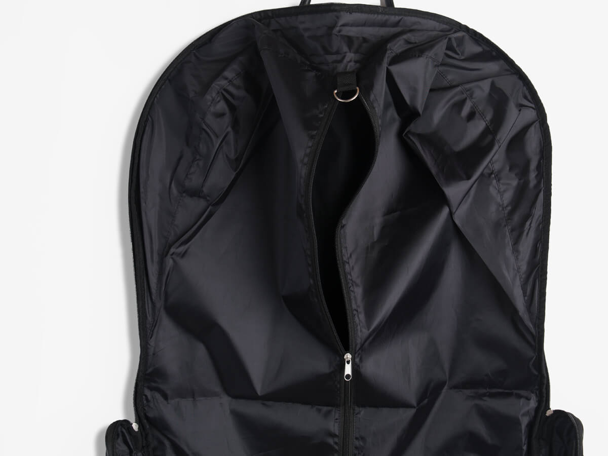 Busness Garment Suit Carry On Bag Material Detail
