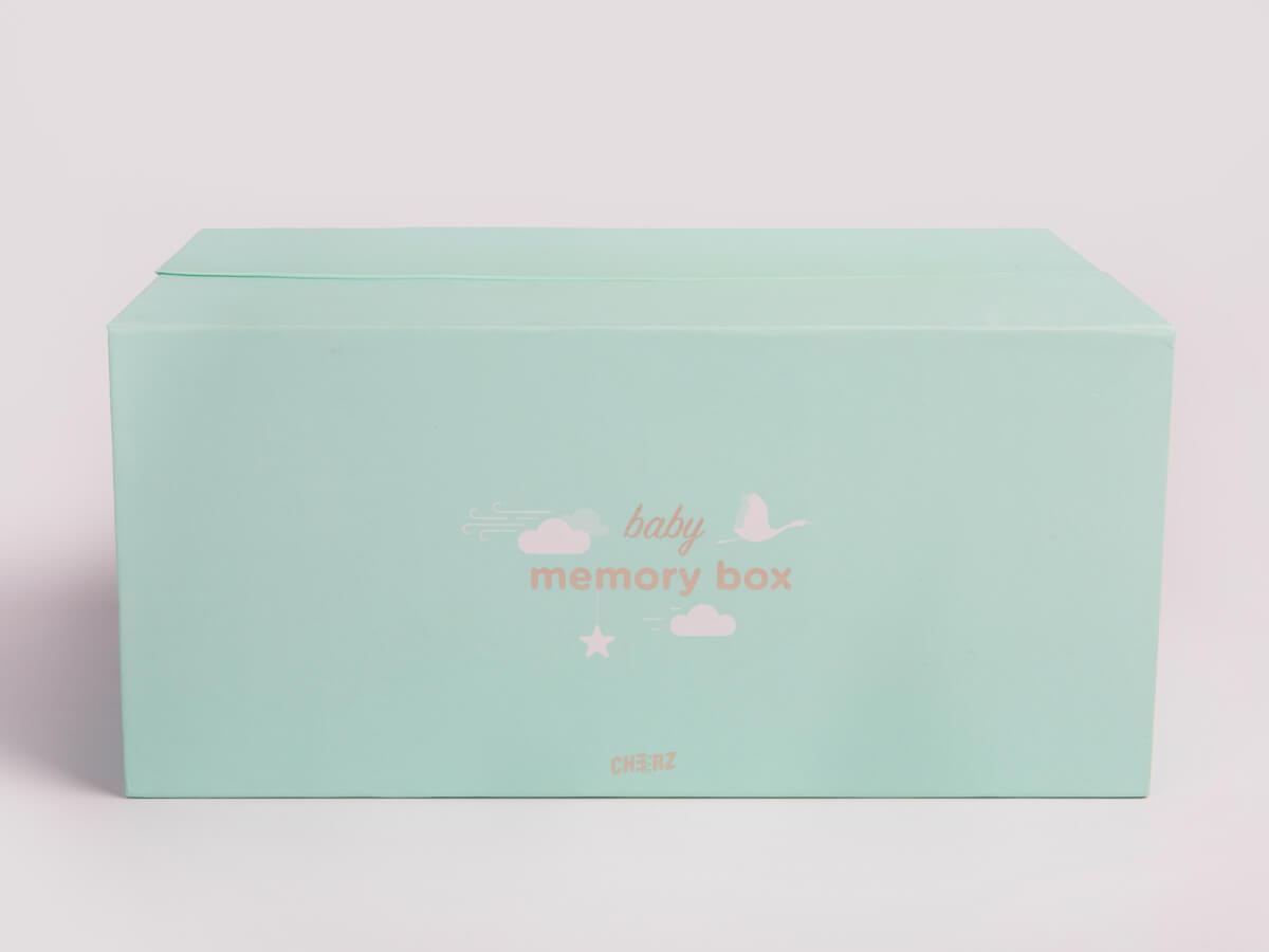 Children Baby Photo Frame Packaging Boxes Set LOGO Printed
