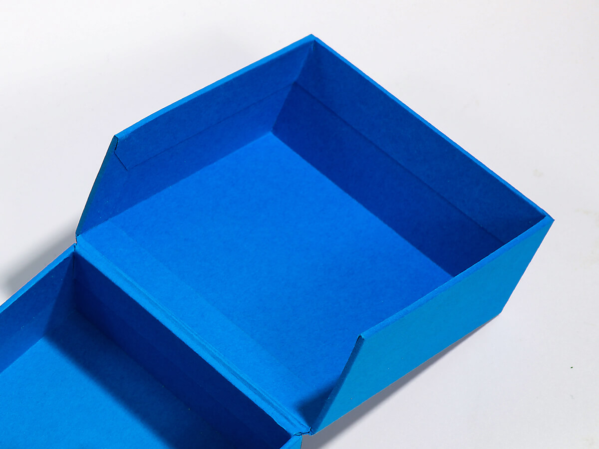 Full Colorful Jewelry Clamshell Packaging Boxes Top Lid