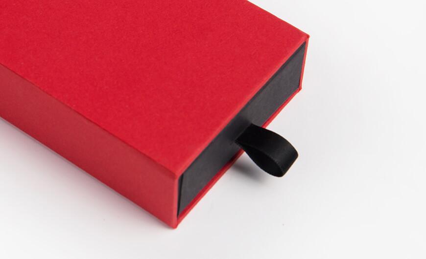Glasses Packaging Box Corner Detail