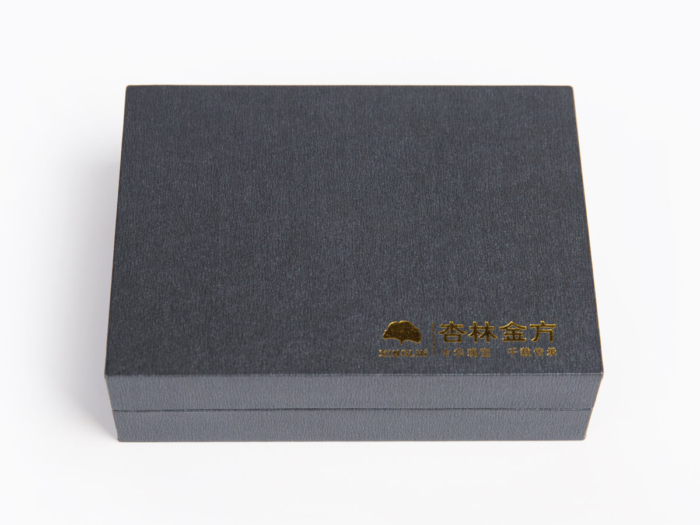 Health Detox Oral Products Packaging Rigid Boxes LOGO Material