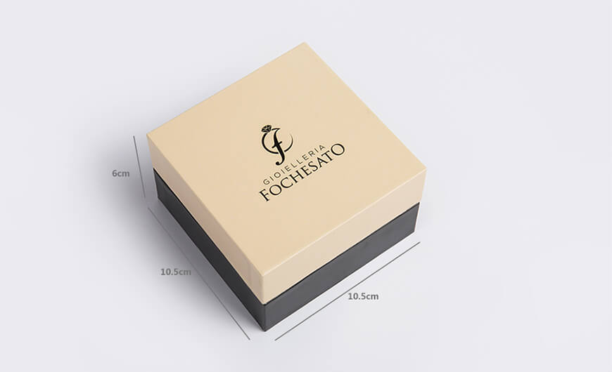 Jewellery Packaging Boxes With Pillow Lining Size
