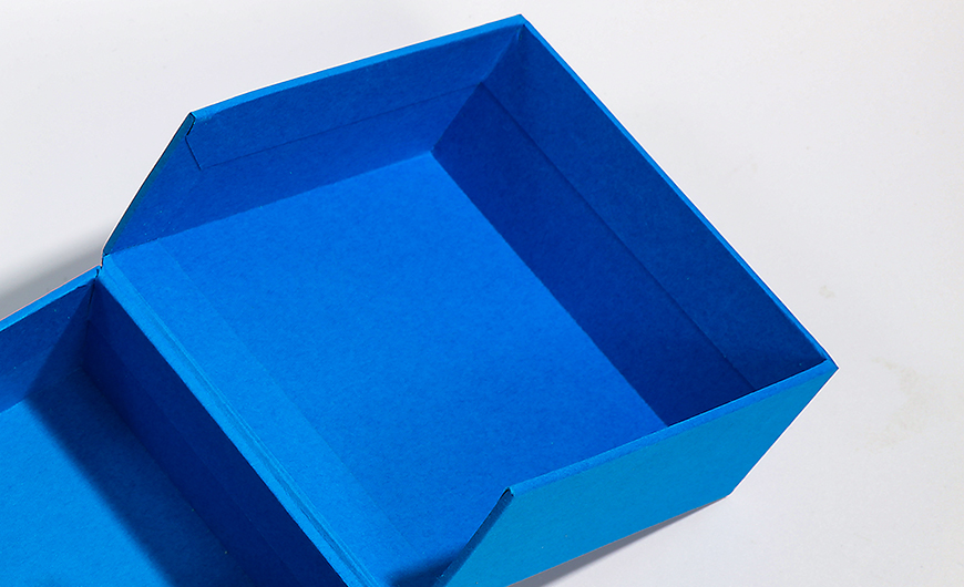 Jewelry Packaging Boxes Clamshell Top lid Material