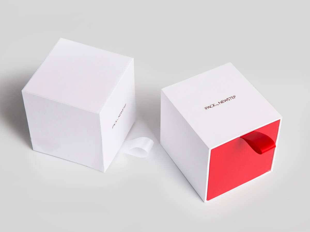Lipstick Gift Boxes Makeups Packaging Boxes Corner Detail