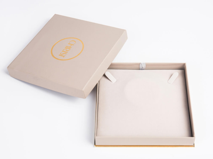 Luxury Jewellery Necklace Packaging Boxes Display Boxes