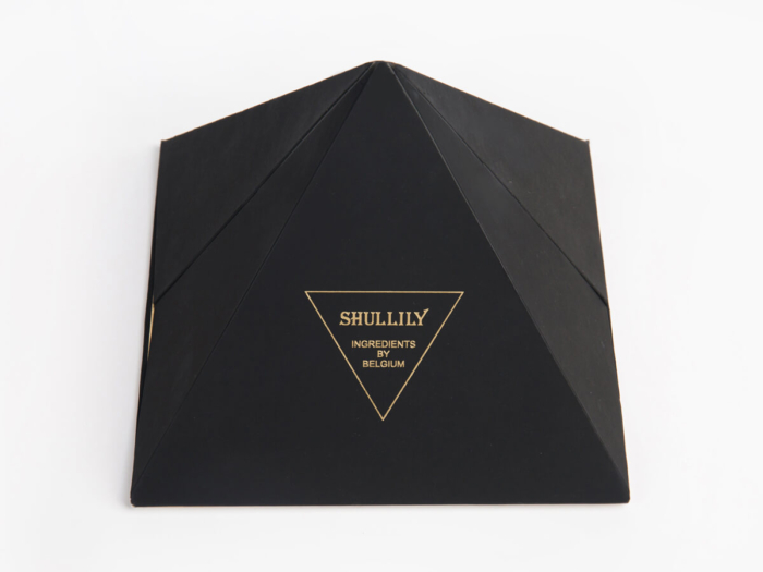 Luxury Pyramid Chocolate Packaging Boxes