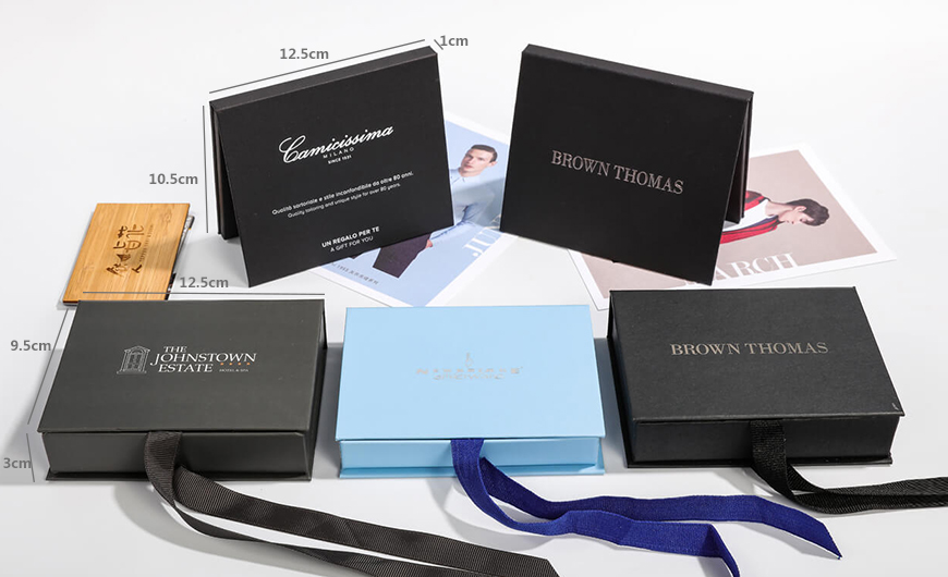 Membership Card VIP Card Gift Packaging Boxes Size