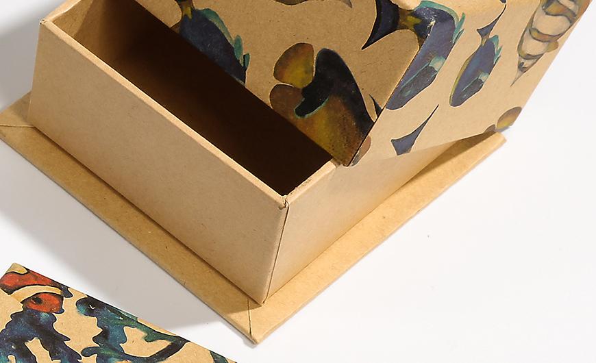 Natural Environment Packaging Boxes Corner Technique