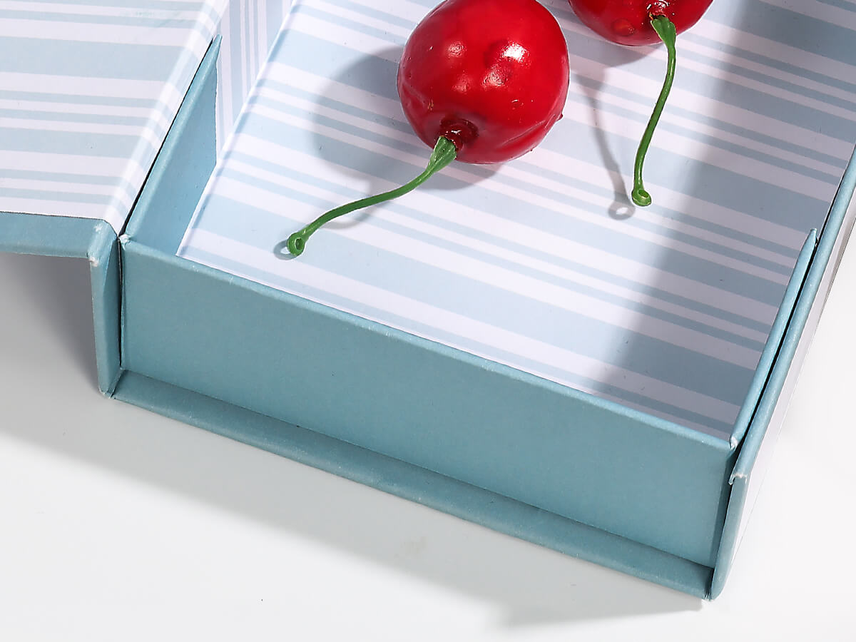 Natural Environment Packaging Boxes Folding Detail