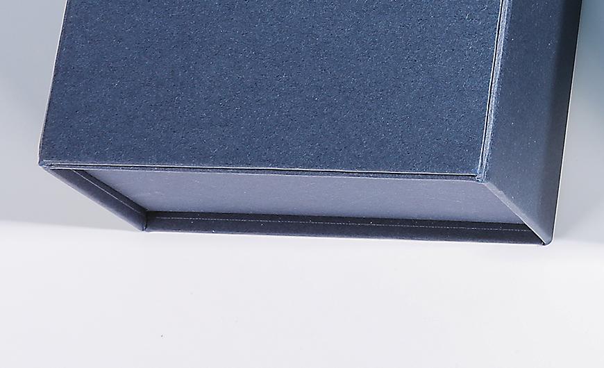 Original Mobile Clamshell Packaging Rigid Boxes Corner Material Detail
