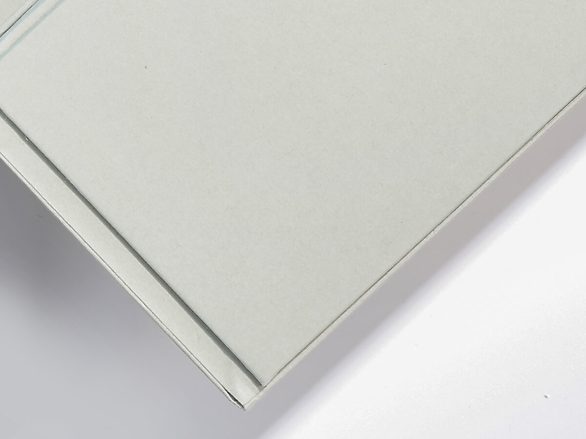 Original Mobile Clamshell Packaging Rigid Boxes Lining Detail