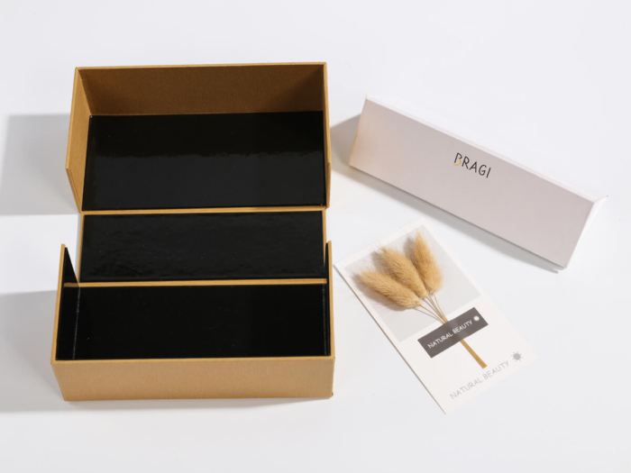 Premium Sunglass Packagig Boxes Inside Material