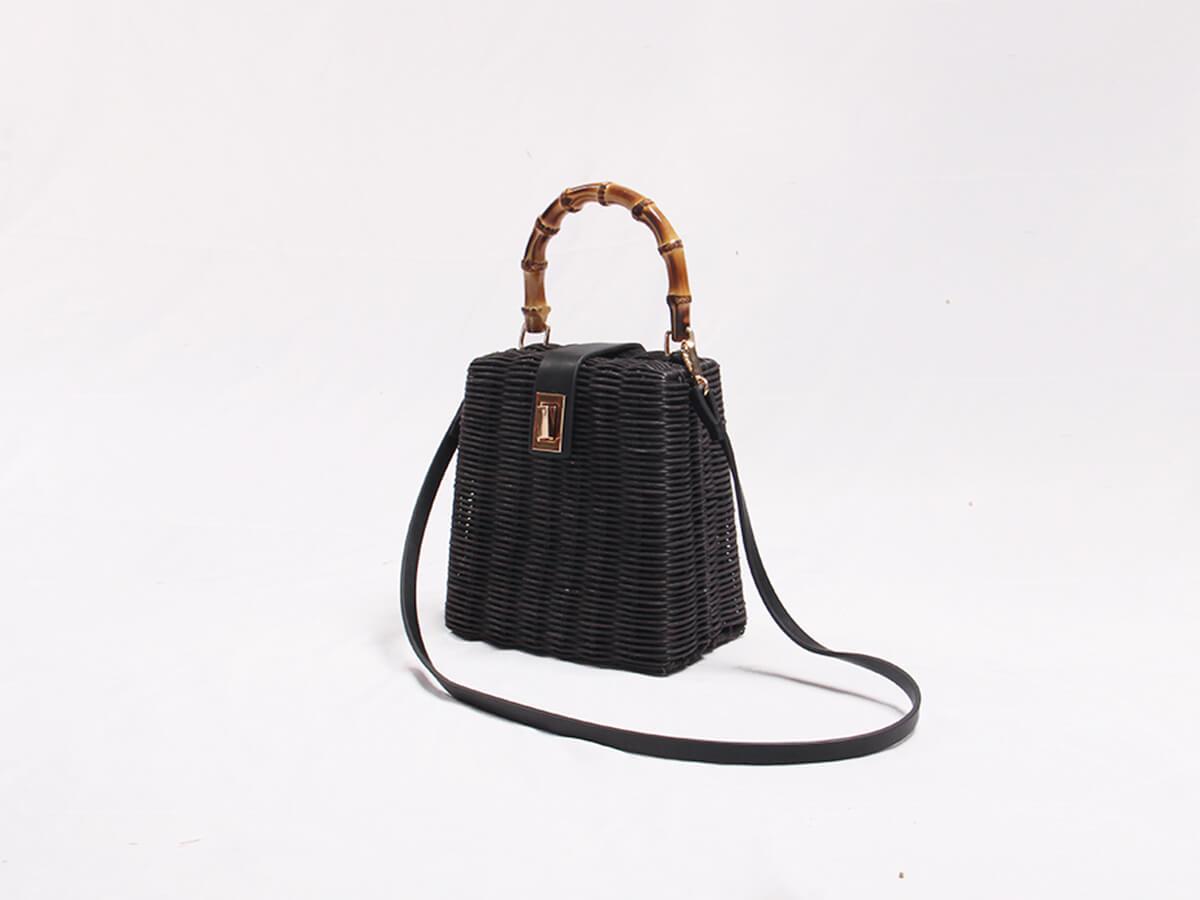 Rattan Handle Bag Handle Material Display