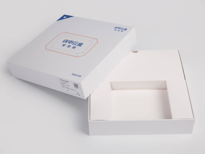 Telecare Equipment Packaging Boxes Open Way