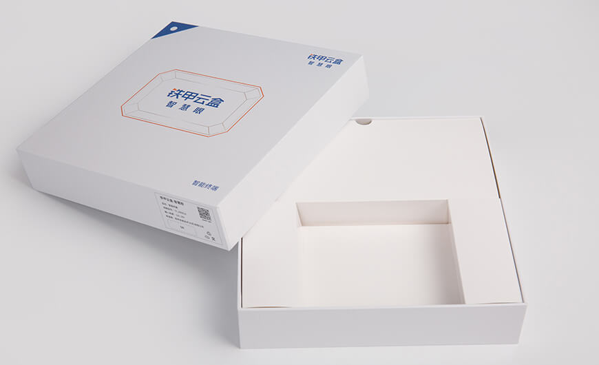 Telecare Equipment Packaging Boxes Open Way Display