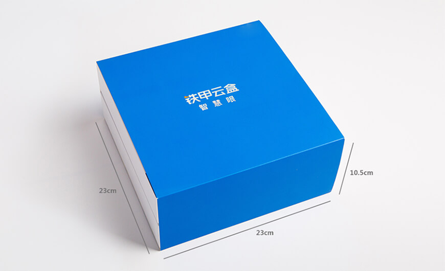 Telecare Equipment Packaging Boxes Size
