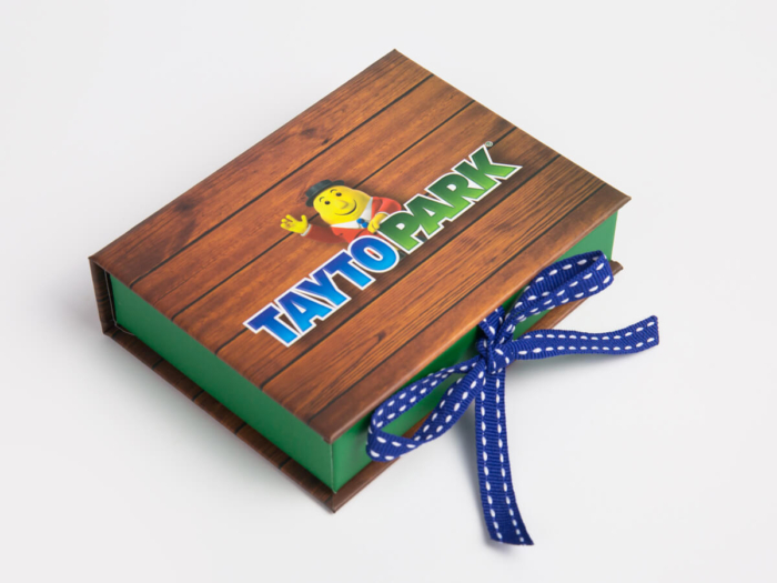 VIP Membership Card Packaging Boxes