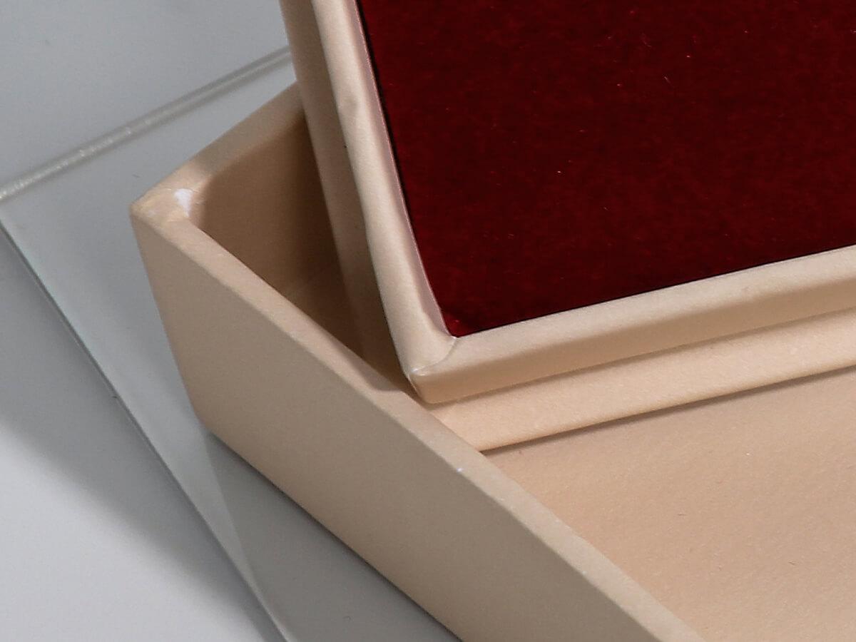 Wedding Gift Packaging Boxes Corner Detail