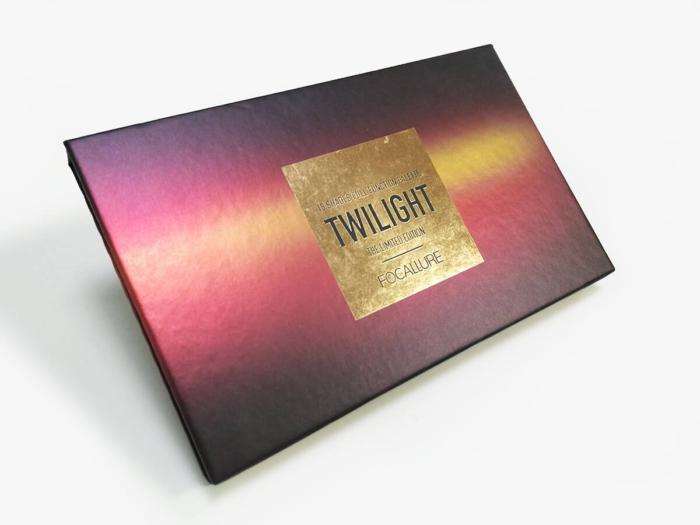 Eyeshadow Paper Palette Packaging Boxes Printed