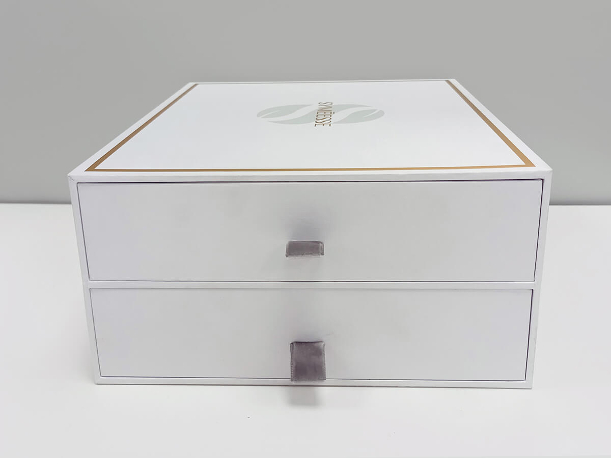 Cosmetic Gift Boxes Drawer Handle