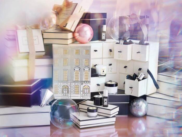 the box of perfume