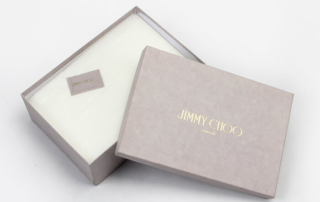 Imitation Parchment Shoe Packaging Boxes
