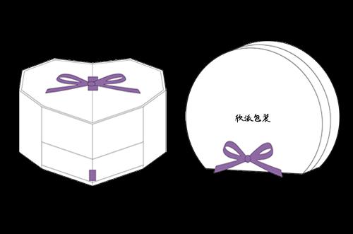 不規則なボックス構造