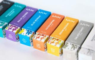 lid&base lipstick box