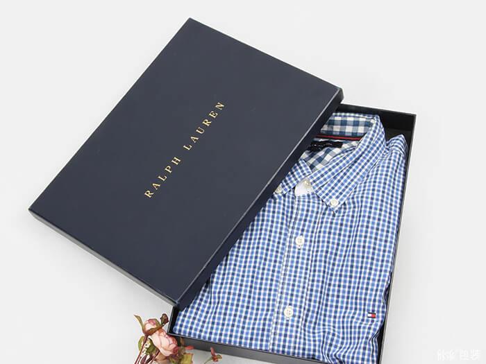 Ralph Lauren garment packaging